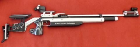 Modernes Luftgewehr